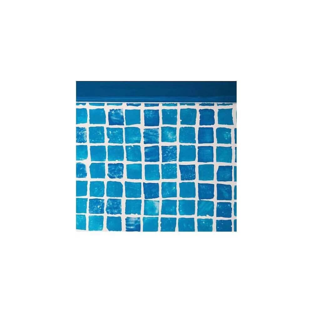 Liner mosaiques fprov617 pour piscine hors sol gr 610 x for Liner pour piscine en huit