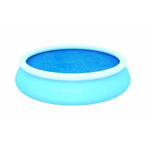 b che bulles d 250 pour piscine fast set pool ronde d 305 cm bestway. Black Bedroom Furniture Sets. Home Design Ideas