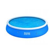 Bâche à bulles D 455 pour piscine Fast Set Pool Ronde D 549 cm - Bestway