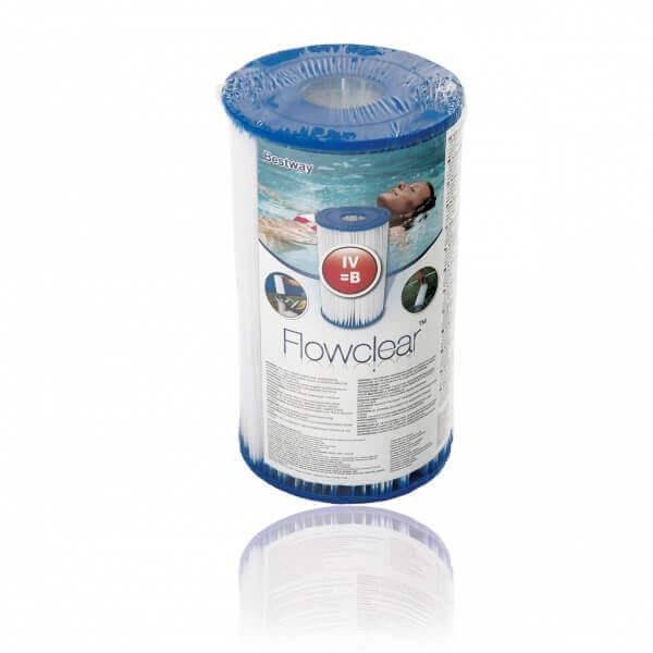Cartouche type iv pour piscine bestway correspondance for Cartouche de filtration pour piscine