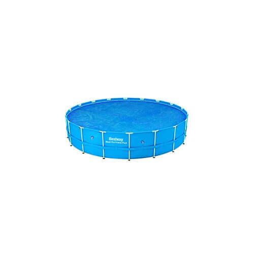 Bâche à bulles D 521 pour piscine Frame Pool D 549 cm - Bestway