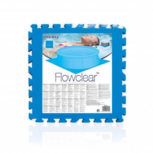 tapis de protection 50 x 50cm pour spa gonflable mypiscine. Black Bedroom Furniture Sets. Home Design Ideas