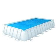 Bâche à bulles 687 X 366 pour piscine Frame Pool 732 X 366 cm - Bestway