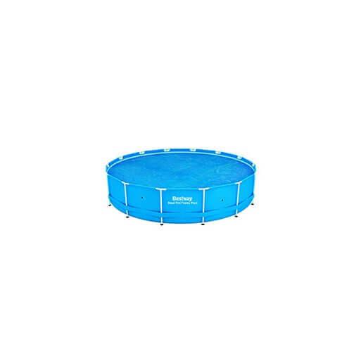 b che bulles d 410 pour piscine frame pool d 427 cm bestway. Black Bedroom Furniture Sets. Home Design Ideas