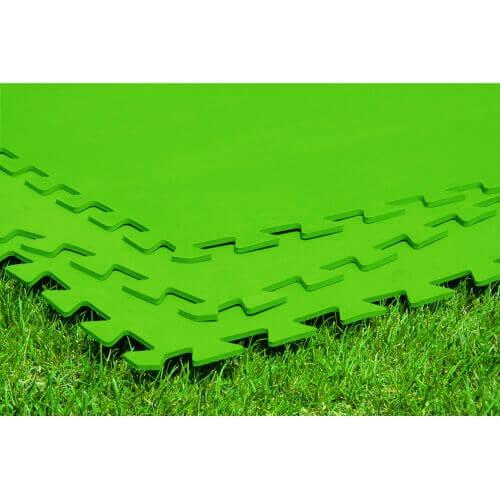lot de 8 tapis de protection 81 x 81cmpour spa gonflable. Black Bedroom Furniture Sets. Home Design Ideas