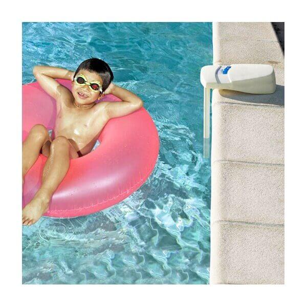 Alarme visiopool pour piscine s curit piscine mypiscine for Alarme securite piscine