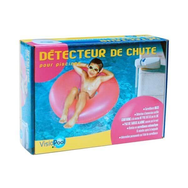 Alarme visiopool pour piscine s curit piscine mypiscine for Alarme de piscine