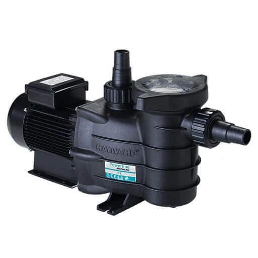 Pompe de filtration hayward powerline new 1 cv 15 m3 h - Fonctionnement pompe piscine hors sol ...
