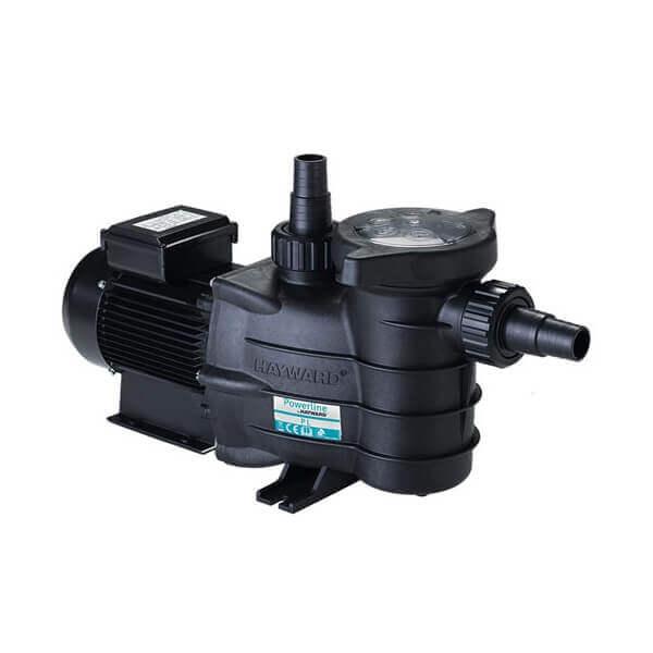 pompe de filtration hayward powerline new 1 cv 15 m3 h mono mypiscine. Black Bedroom Furniture Sets. Home Design Ideas