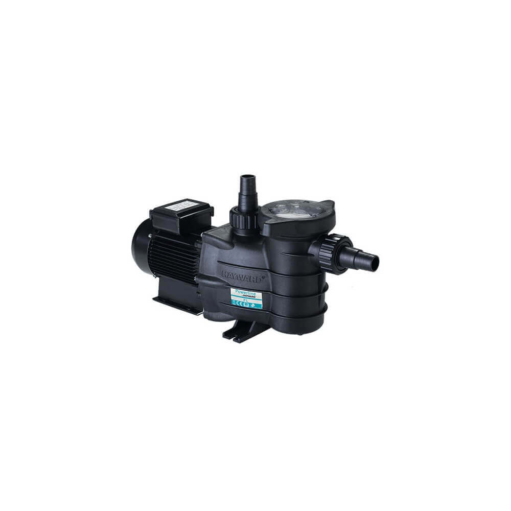 Pompe de filtration hayward powerline new 1 cv 15 m3 h for Pompe piscine