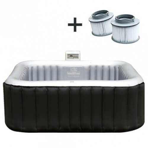 Top vente Spa gonflable Alpine Lite 4 places + 2 cartouches offertes 18e986817c9f