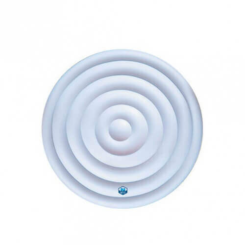 Couvercle gonflable pour spa rond netspa 4 places mypiscine - Matelas gonflable rond ...