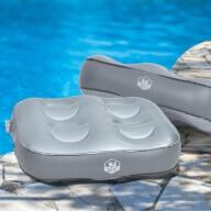 Lot de 2 coussins d'assise confort pour spa
