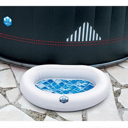 bassin rince pieds pour spa mypiscine