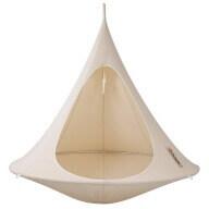 Tente suspendue Ø180 cm Cacoon Double