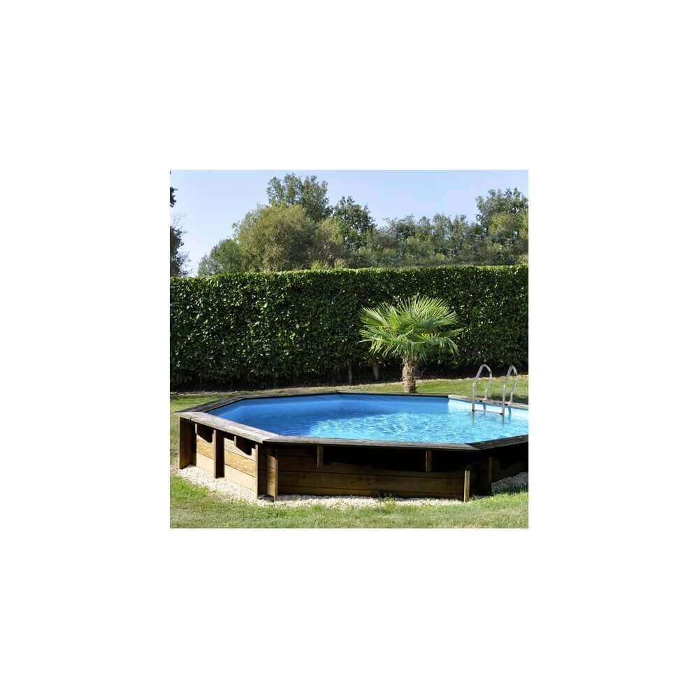 Piscine hors sol sunbay en bois 4 12m mypiscine for Aspirateur piscine hors sol sunbay