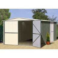 Garage métal Colorbond 16.15 m² TRECO