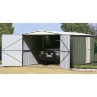 Garage métal Colorbond 18.05m² TRECO