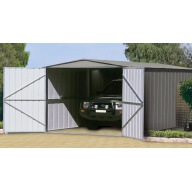 Garage métal Zincalume 18.05 m² TRECO