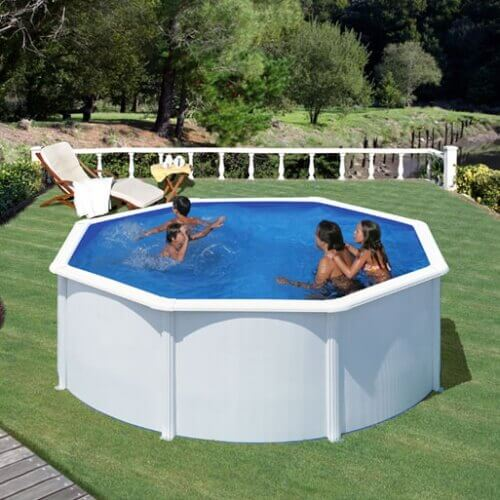 piscine hors sol rectangulaire Hennebont