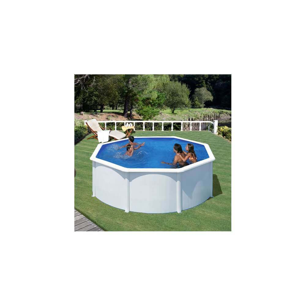 piscine hors sol gre bora bora ronde 300 h 120 mypiscine. Black Bedroom Furniture Sets. Home Design Ideas