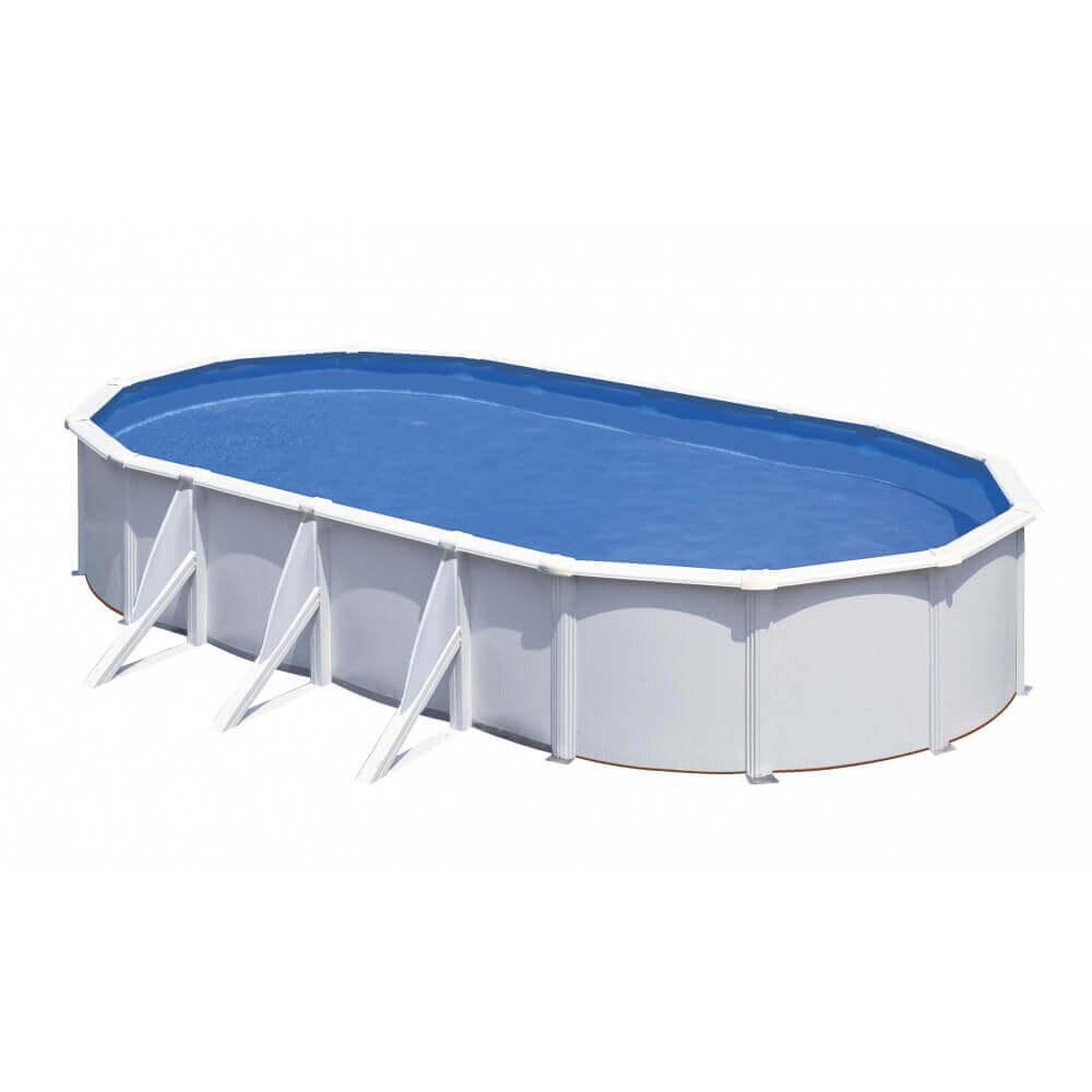 piscine hors sol gre fidji 810 x 470 x h120 cm kit810eco mypiscine. Black Bedroom Furniture Sets. Home Design Ideas