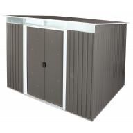 Abri de jardin en métal Duramax Skylight 4.33 m²