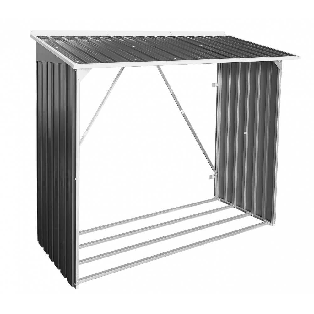 abri de jardin m tal duramax titan m abri b ches m tal woodstore mypiscine. Black Bedroom Furniture Sets. Home Design Ideas