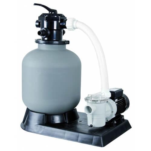 Exceptionnel Kit De Filtration 9m3/h Pour Piscine Hors Sol