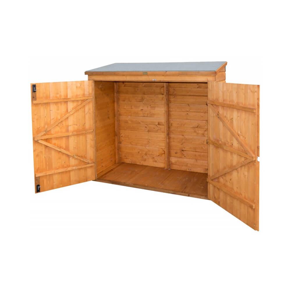Construire Un Abri A Velo garage: garage velo bois