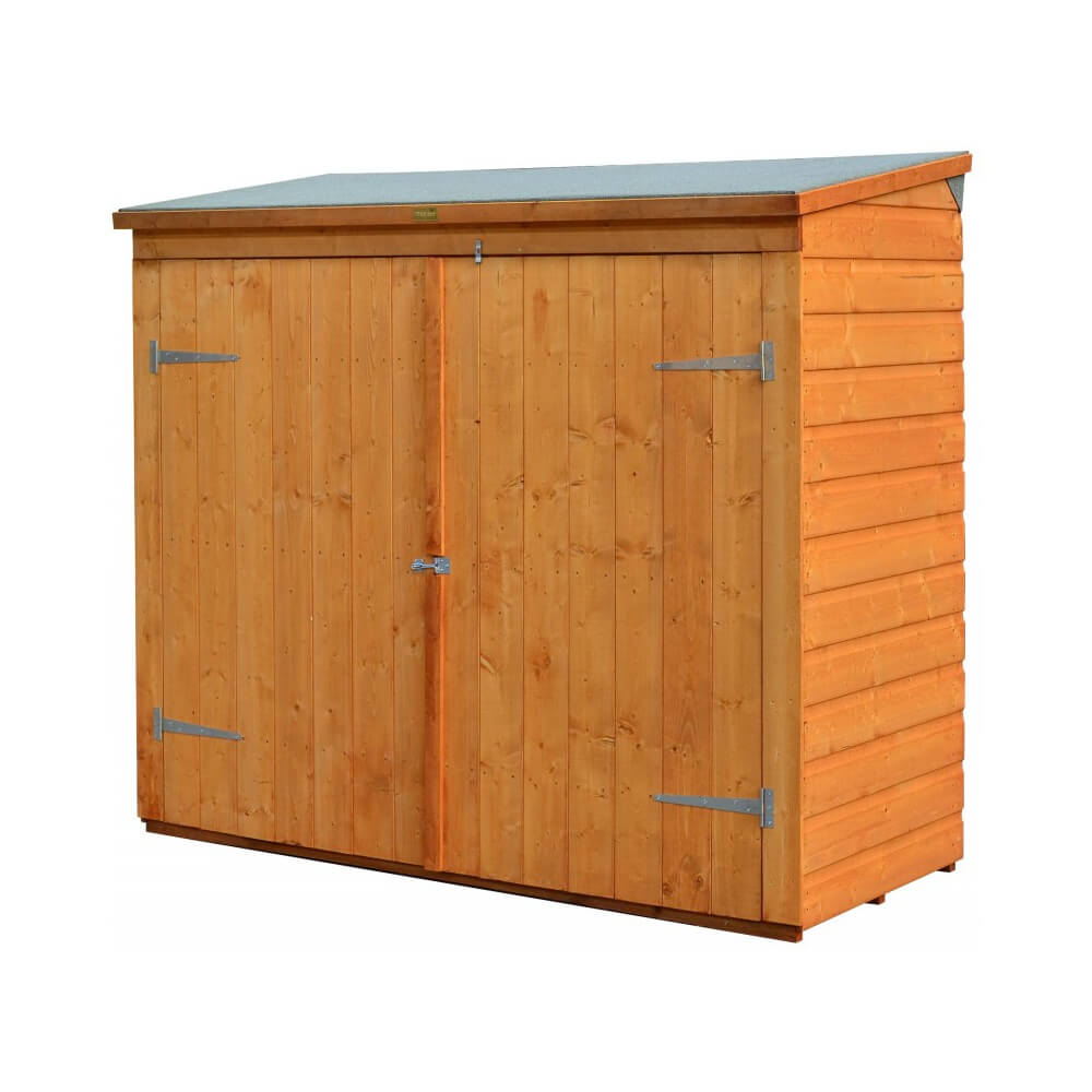 abri v lo coffre de rangement en bois rowlinson. Black Bedroom Furniture Sets. Home Design Ideas