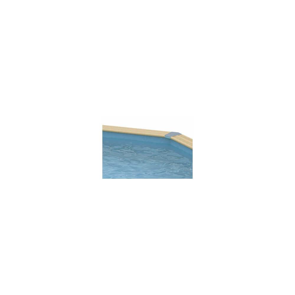 Liner pour piscine ubbink azura 610 x 400 x cm for Liner 50 100eme pour piscine metal