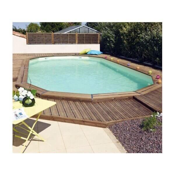piscine bois ma va 700 x cm mypiscine. Black Bedroom Furniture Sets. Home Design Ideas
