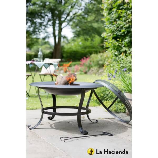 chauffage de terrasse brasero boston mypiscine. Black Bedroom Furniture Sets. Home Design Ideas