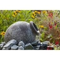 Kit fontaine de jardin Ubbink Orange