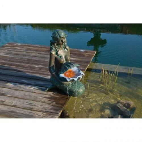 Fontaine de jardin Ubbink Oslo - Mypiscine