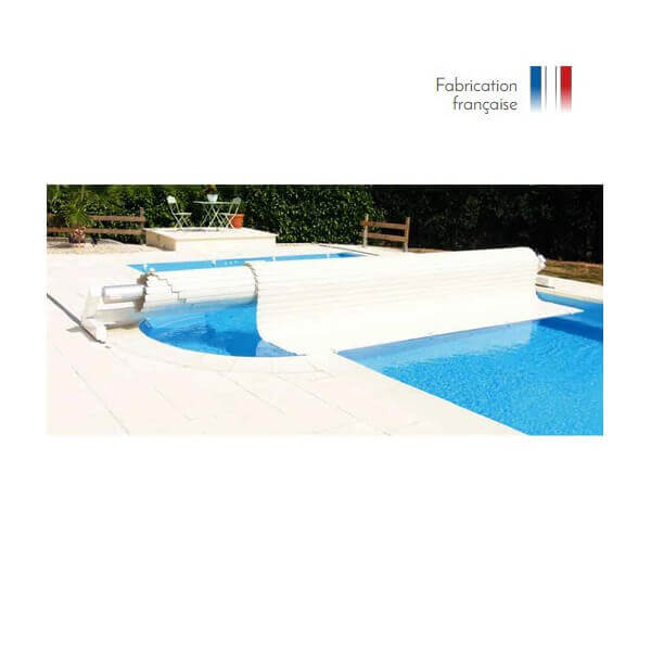 Volet de piscine motoris mobile sans fin de course for Eclairage piscine hors sol sans percage