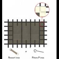 Couverture filtrante de sécurité Megève
