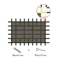 Couverture filtrante de sécurité Tignes