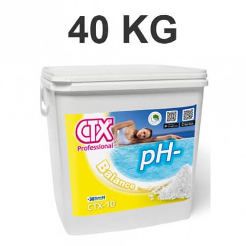 Ph moins en granulés CTX 10 - 40 kg