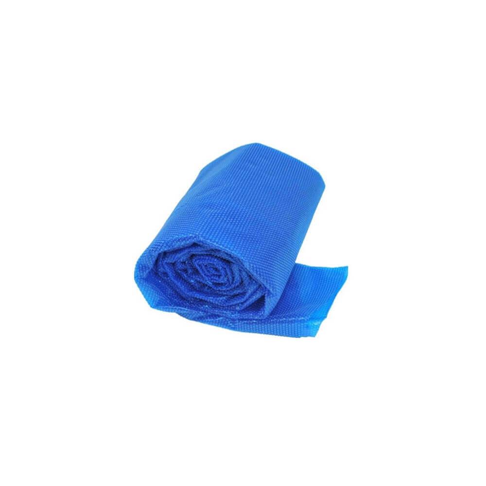 B che pour piscine acier ronde gre 550 180 microns mypiscine - Bache a bulle ronde ...