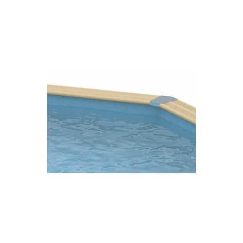 liner piscine ubbink 300 x 430 x cm bleu 7512009. Black Bedroom Furniture Sets. Home Design Ideas