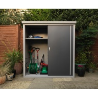 Abri de jardin en métal Guardian D63 2,32 m²
