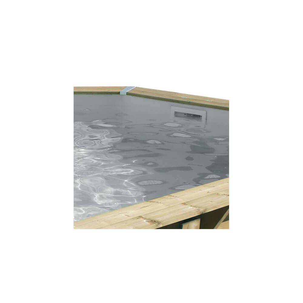 Liner pour piscine ubbink oc a 430 x cm mypiscine for Liner piscine hors sol 75 100 castorama