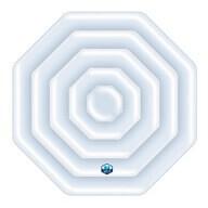 Couvercle gonflable pour spa octogonal Netspa