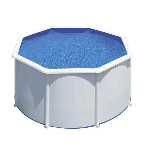 piscine hors sol gre fidji 240 h120 cm kit240eco mypiscine. Black Bedroom Furniture Sets. Home Design Ideas