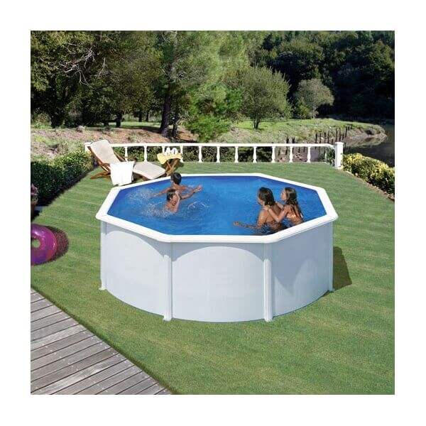 piscine hors sol gre fidji 300 h120 cm kit300eco mypiscine. Black Bedroom Furniture Sets. Home Design Ideas