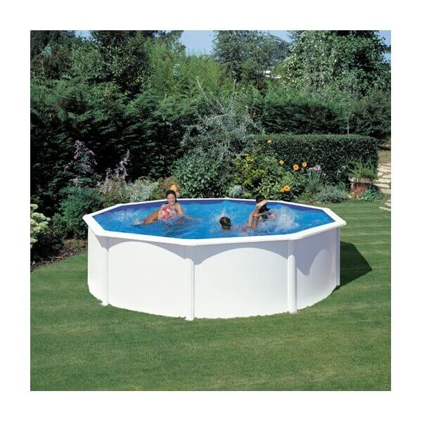 piscine hors sol gre fidji 460 h120 cm kit460eco mypiscine. Black Bedroom Furniture Sets. Home Design Ideas