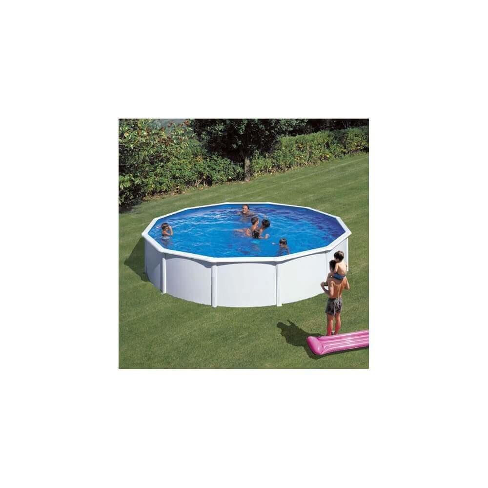 piscine hors sol gre fidji 550 h120 cm kit350eco mypiscine. Black Bedroom Furniture Sets. Home Design Ideas