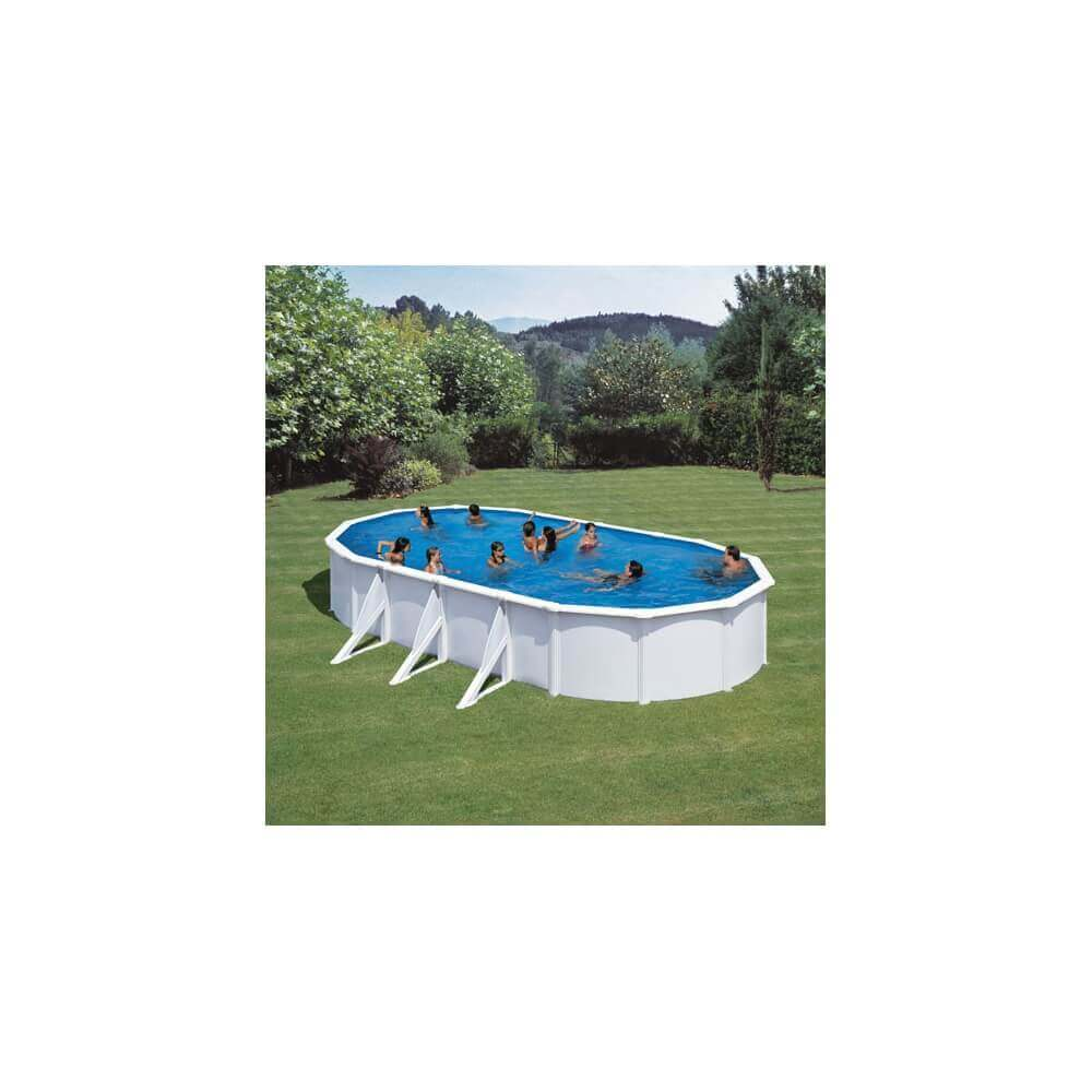 piscine hors sol gre fidji 730 x 375 h120 cm kit730eco mypiscine. Black Bedroom Furniture Sets. Home Design Ideas